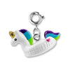 CHARM IT! Rainbow Unicorn Float Charm