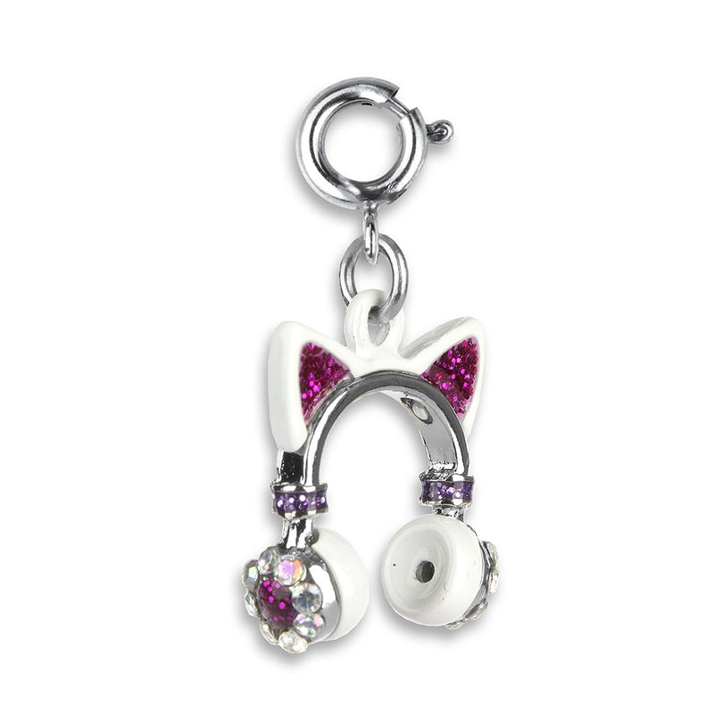 Shop Kitty Ears Headphones Charm