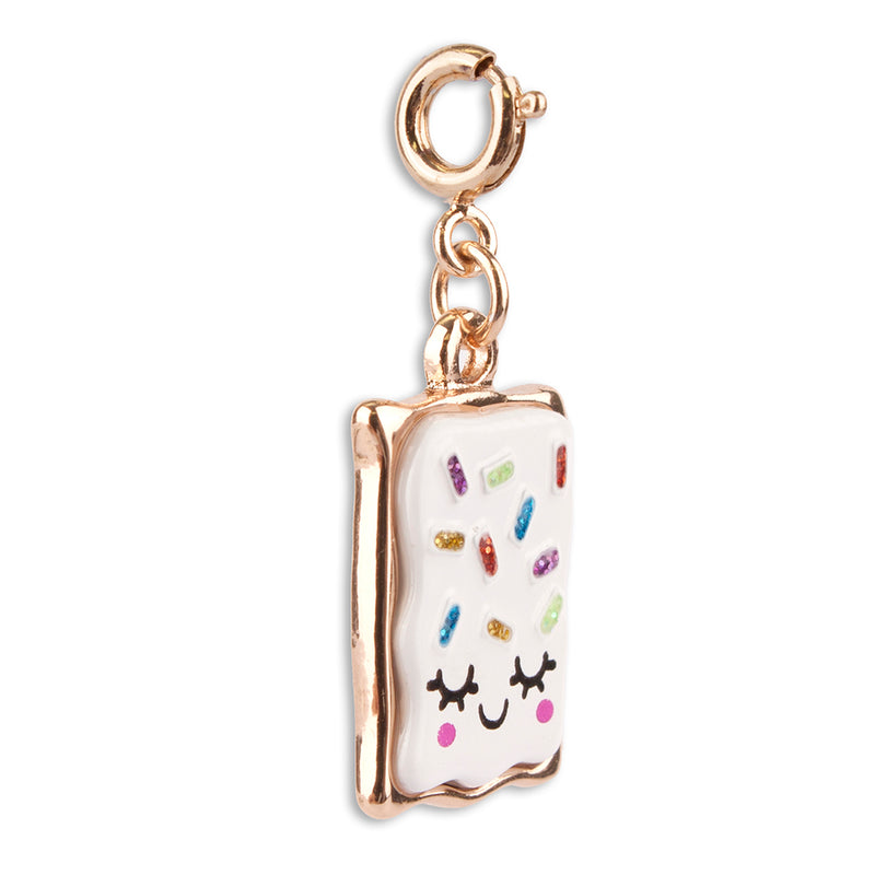 CHARM IT! Gold Sprinkle Tart Charm