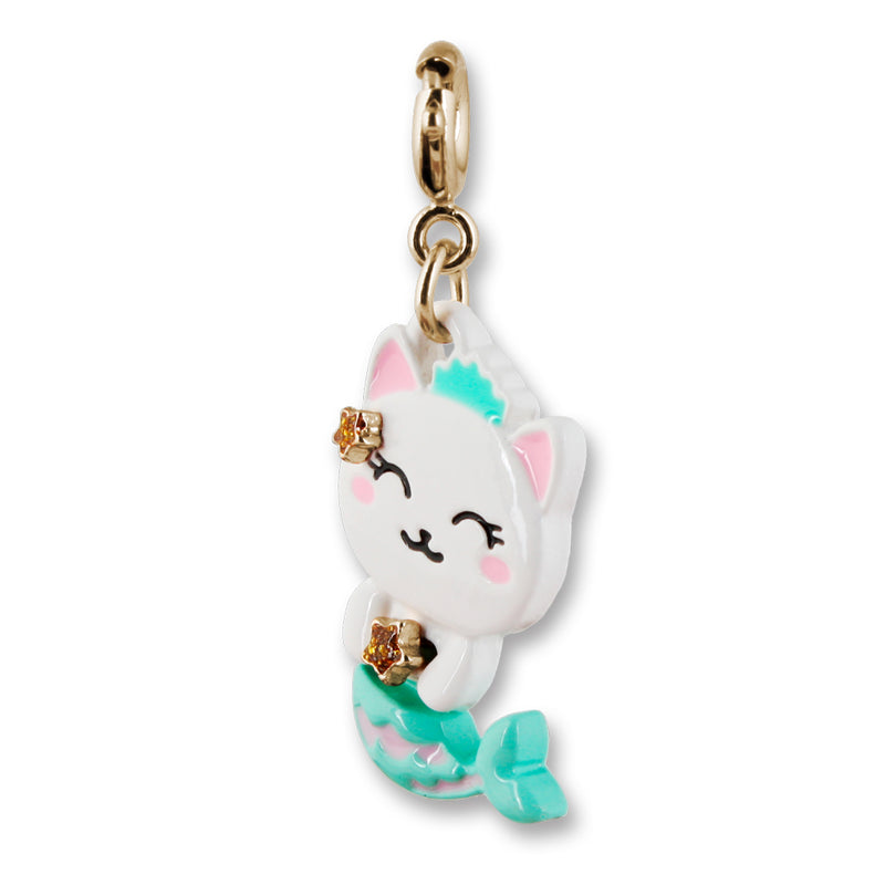 Shop Gold Purrmaid Charm
