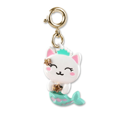CHARM IT! Gold Purrmaid Charm