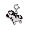 Glitter Zebra Charm - shopcharm-it