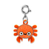 Glitter Crab Charm - shopcharm-it