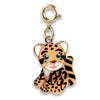 Shop Gold Cloud Leopard Charm