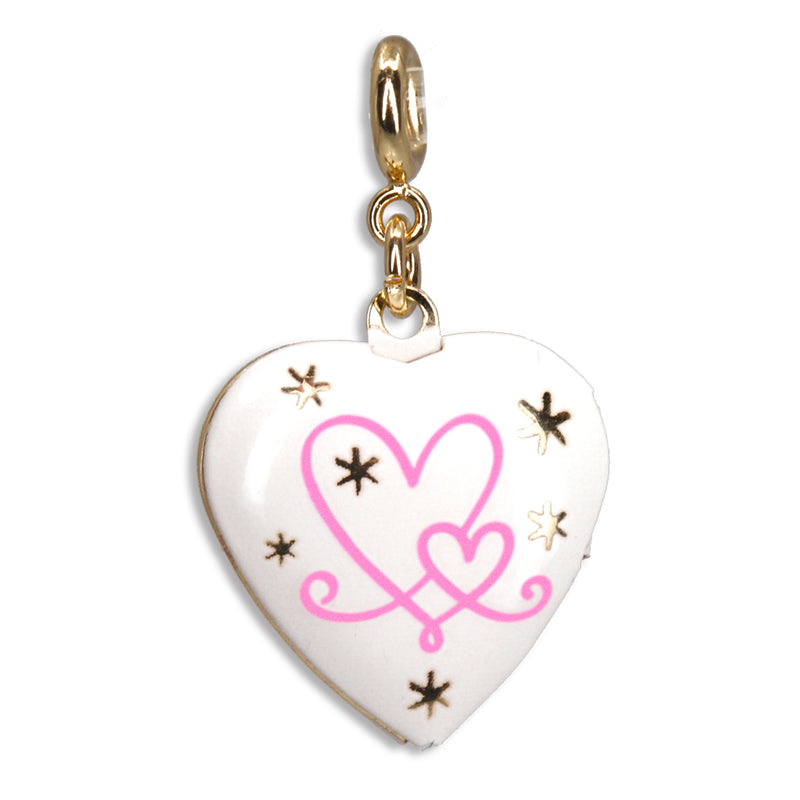 Gold Grandma's Girl Locket Charm - shopcharm-it