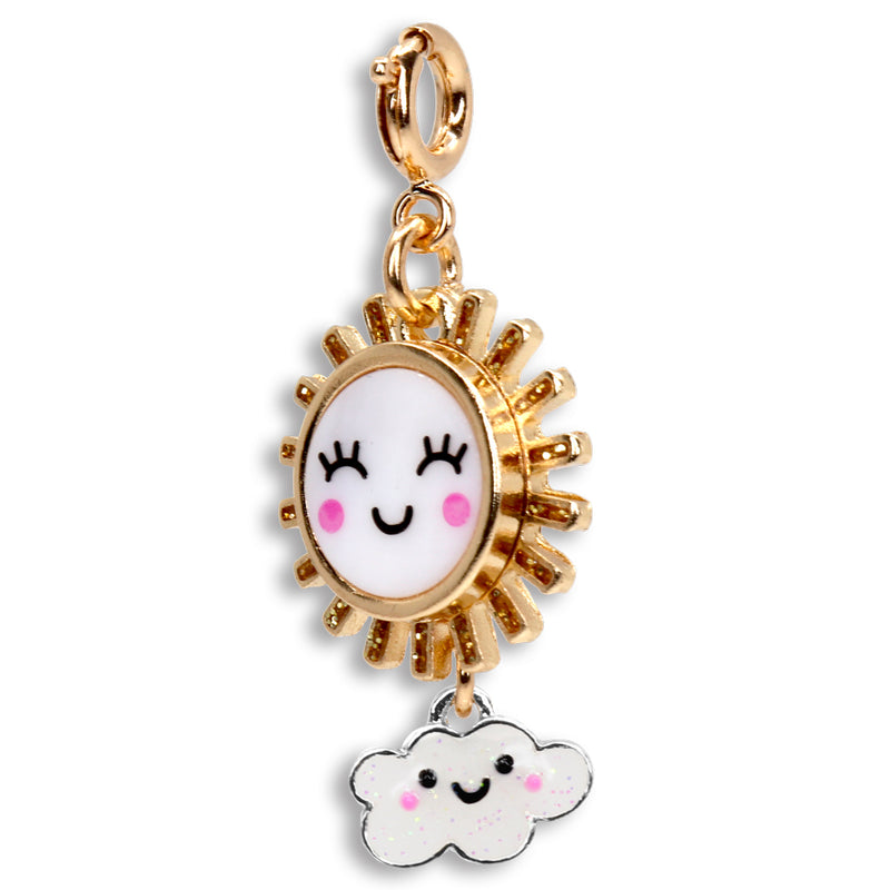 Gold Sunshine Charm