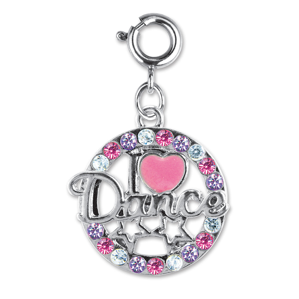 Shop I Love Dance Charm