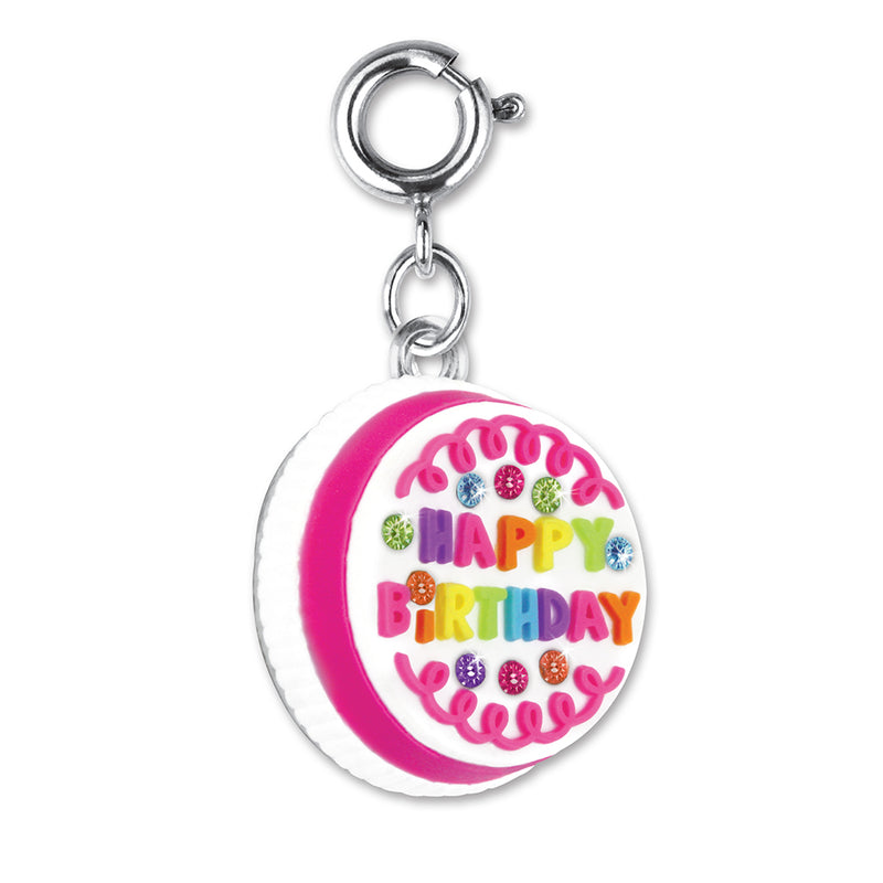 Shop Happy Birthday Cake Charm