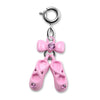 Ballet Slipper Duo Charm - shopcharm-it
