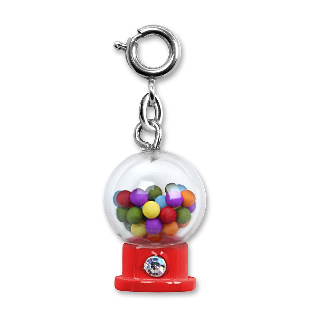 Retro Gumball Machine Charm