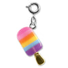 Rainbow Ice Pop Charm