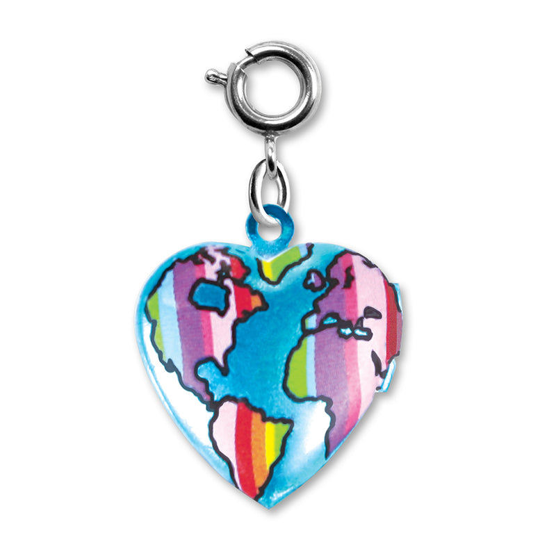 Girls Can Change the World Charm - shopcharm-it