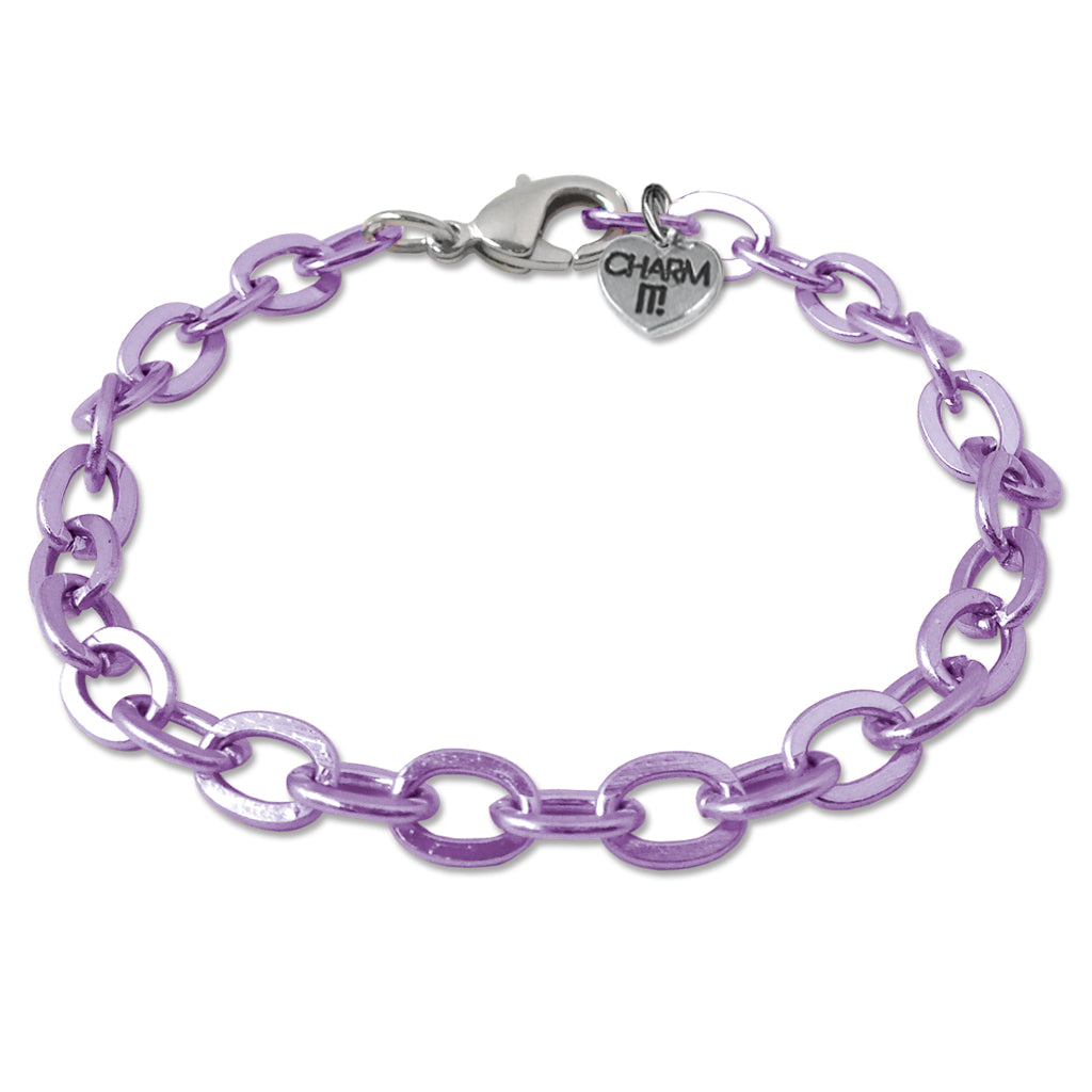 Shop Purple Chain Bracelet
