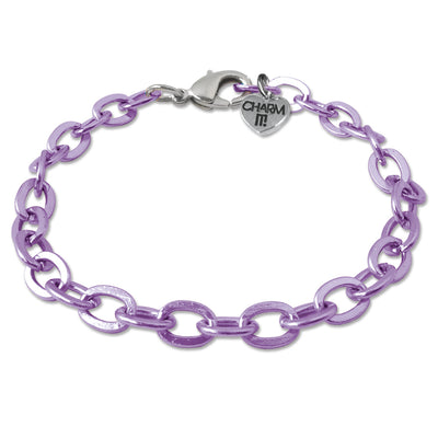 Purple Chain Bracelet - shopcharm-it