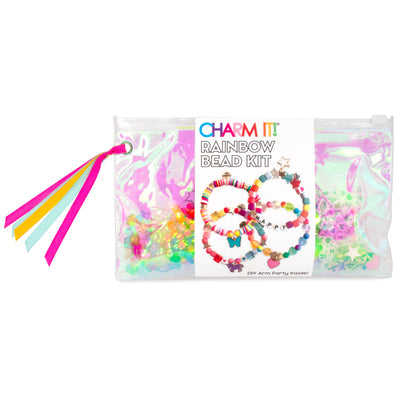 CHARM IT! Rainbow Bead Kit - DIY Arm Party