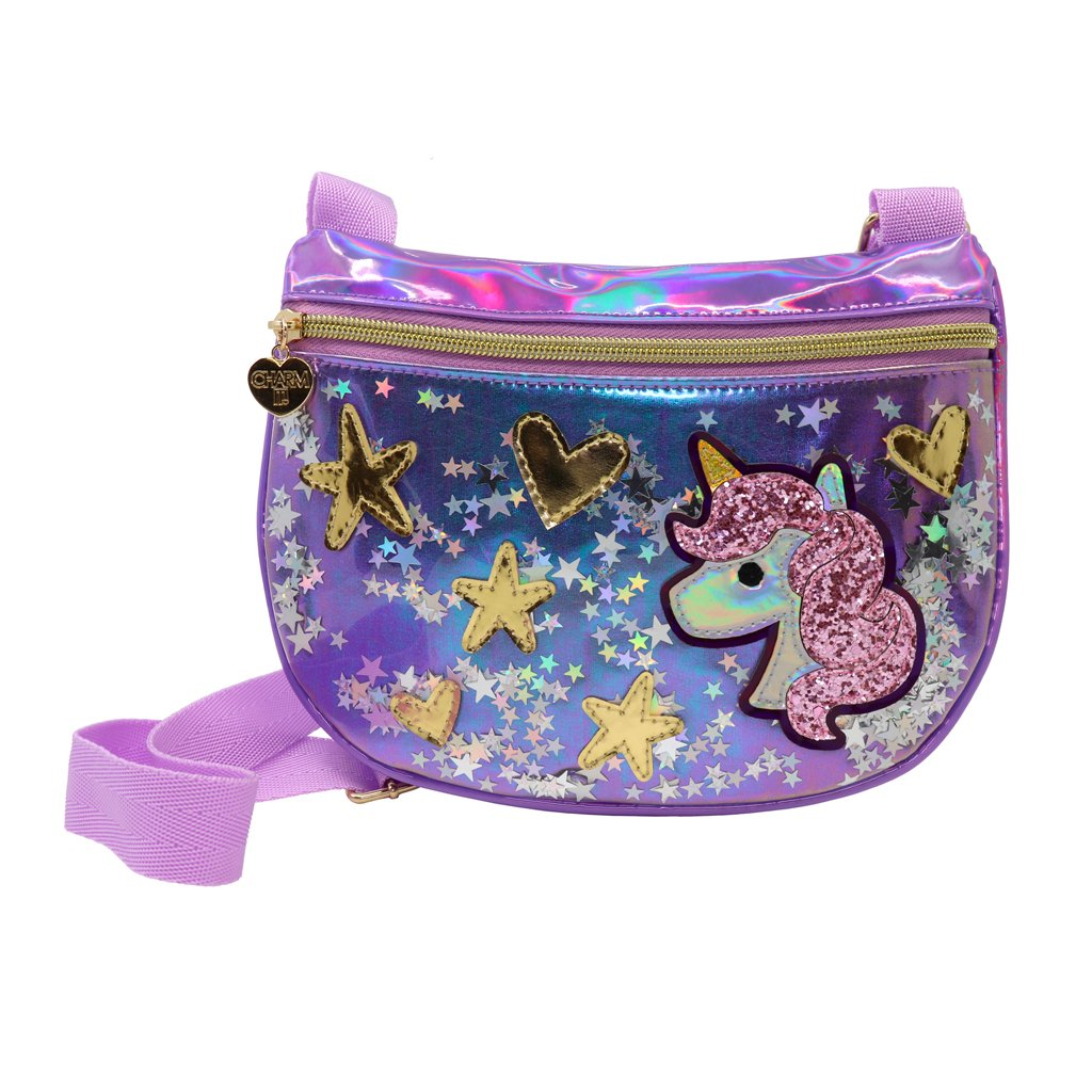 Unicorn Crossbody Bag - shopcharm-it