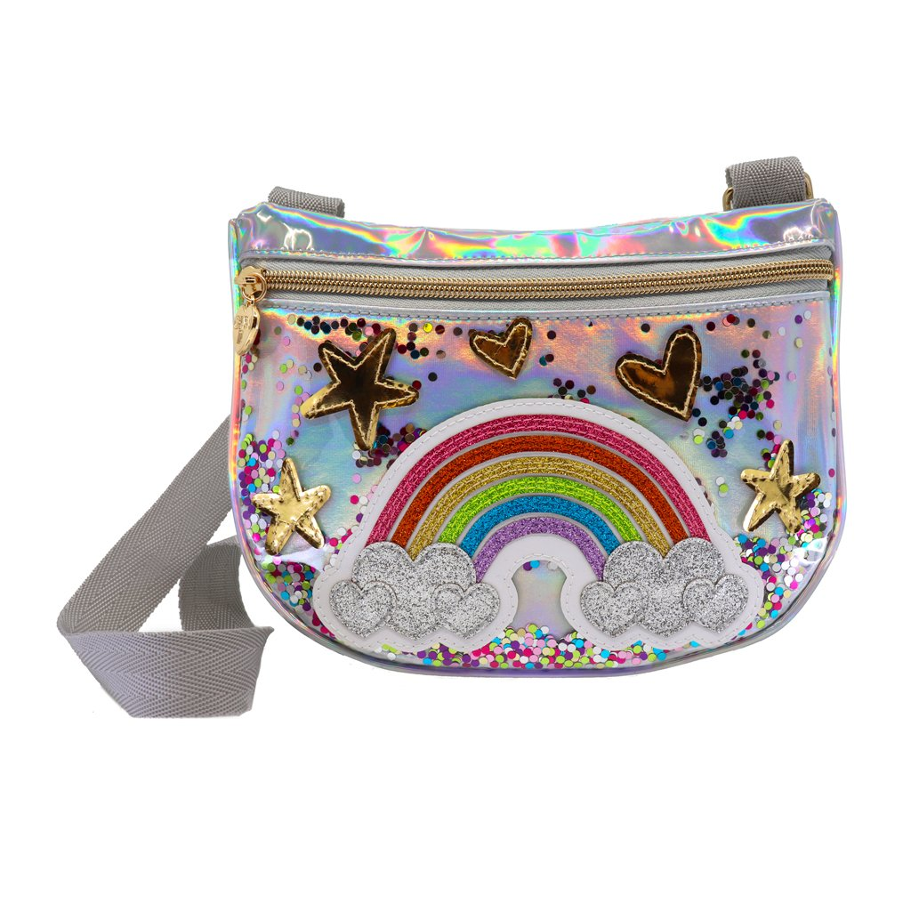 Rainbow Crossbody Bag - shopcharm-it