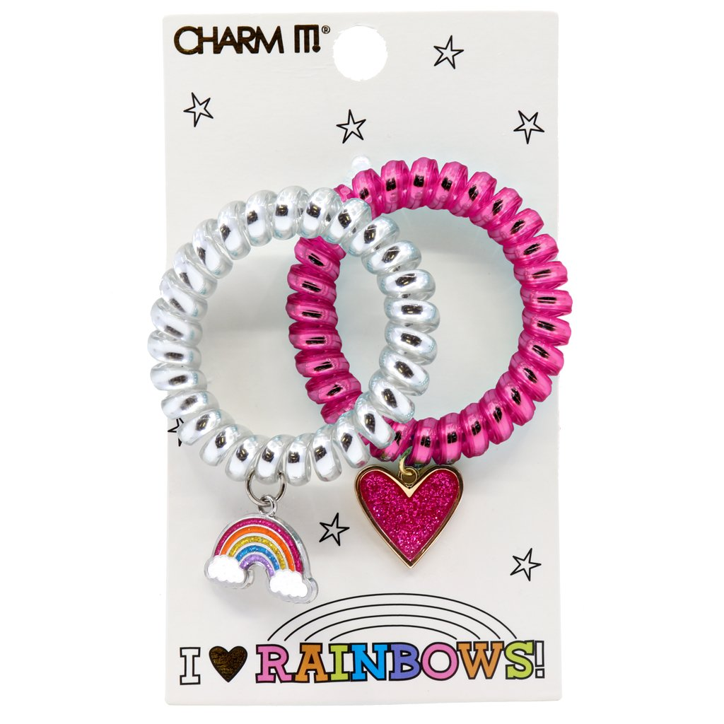 Rainbow Coil Cord Set - shopcharm-it