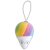 Rainbow Snow Cone Ornament