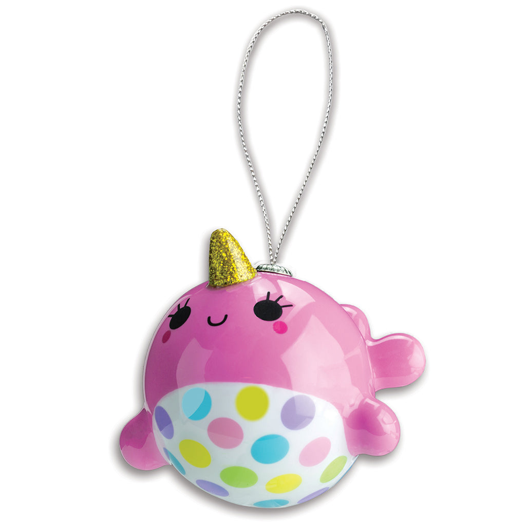 Shop Pink Narwhal Ornament