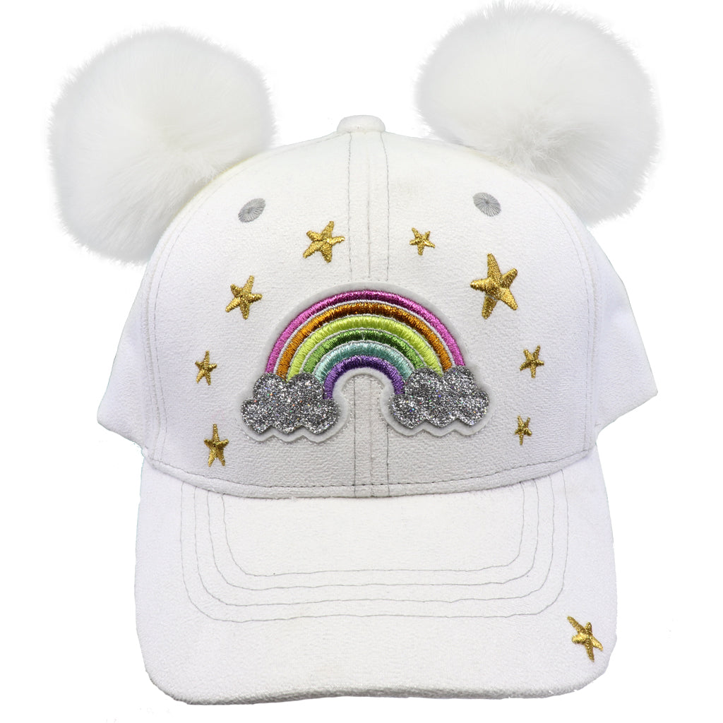 Rainbow Hat - shopcharm-it