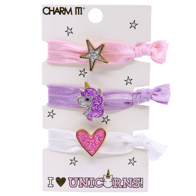 Shop Unicorn Hair Elastic Set