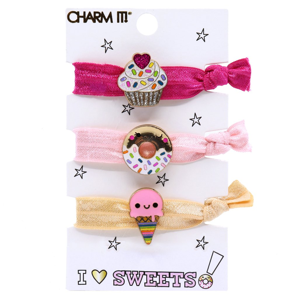 Shop Sweets Hair Elastic Set