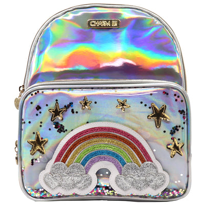 Rainbow Mini Backpack - shopcharm-it