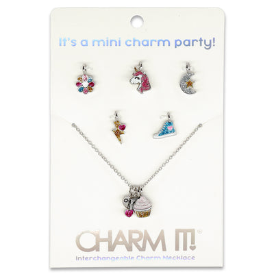 Mini Charm Necklace