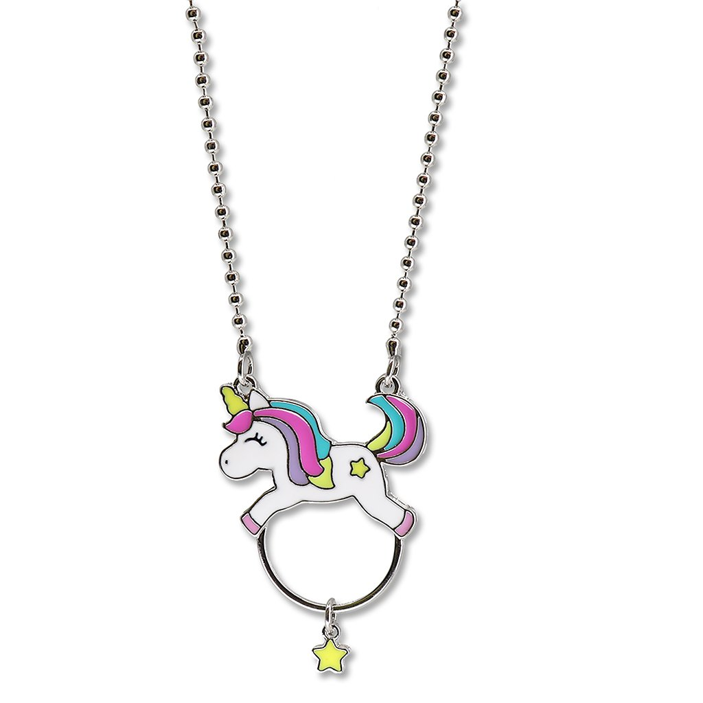 Unicorn Charm Catcher Necklace
