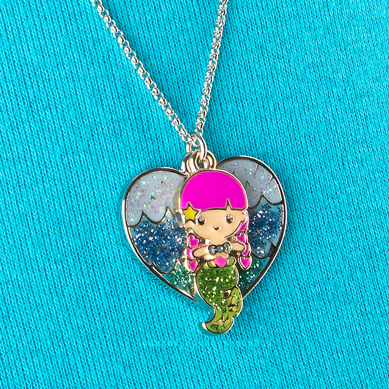 Mermaid Necklace  - shopcharm-it
