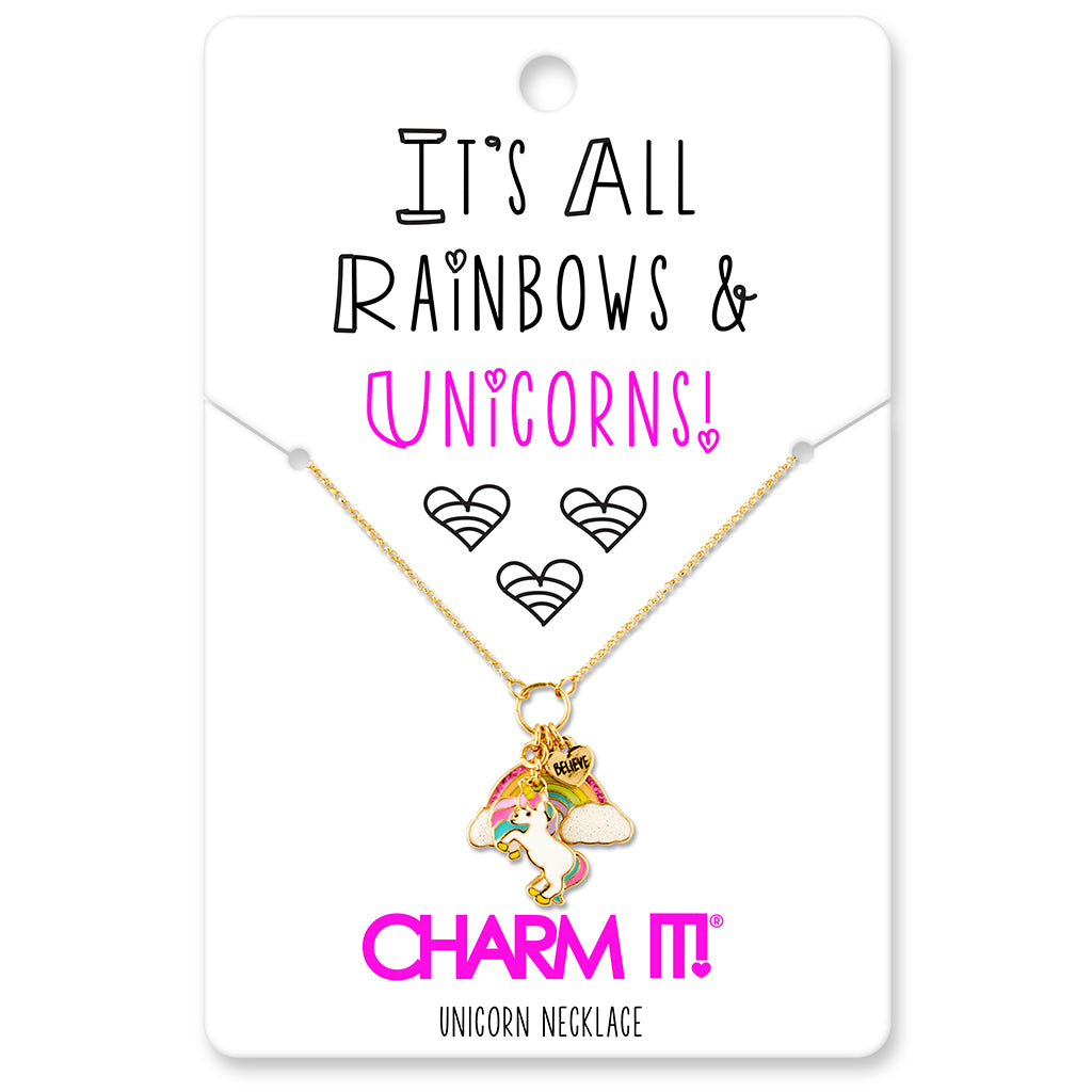 Unicorn Necklace  - shopcharm-it
