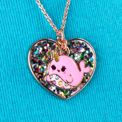 Narwhal Necklace - shopcharm-it