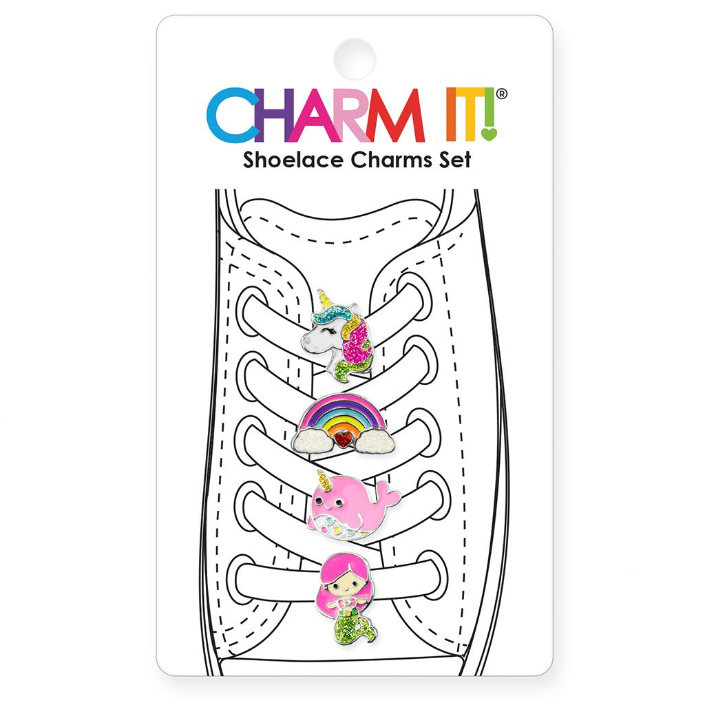 CHARM IT! Magical Shoelace Charm Party Set