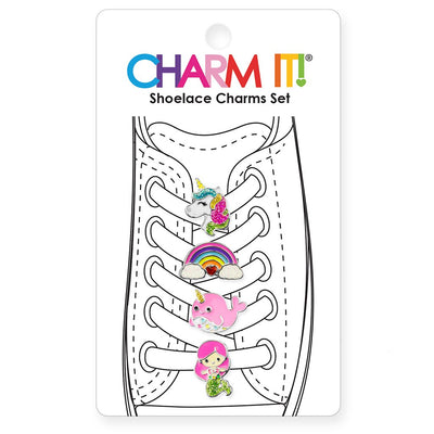 CHARM IT! Magical Shoelace Charms