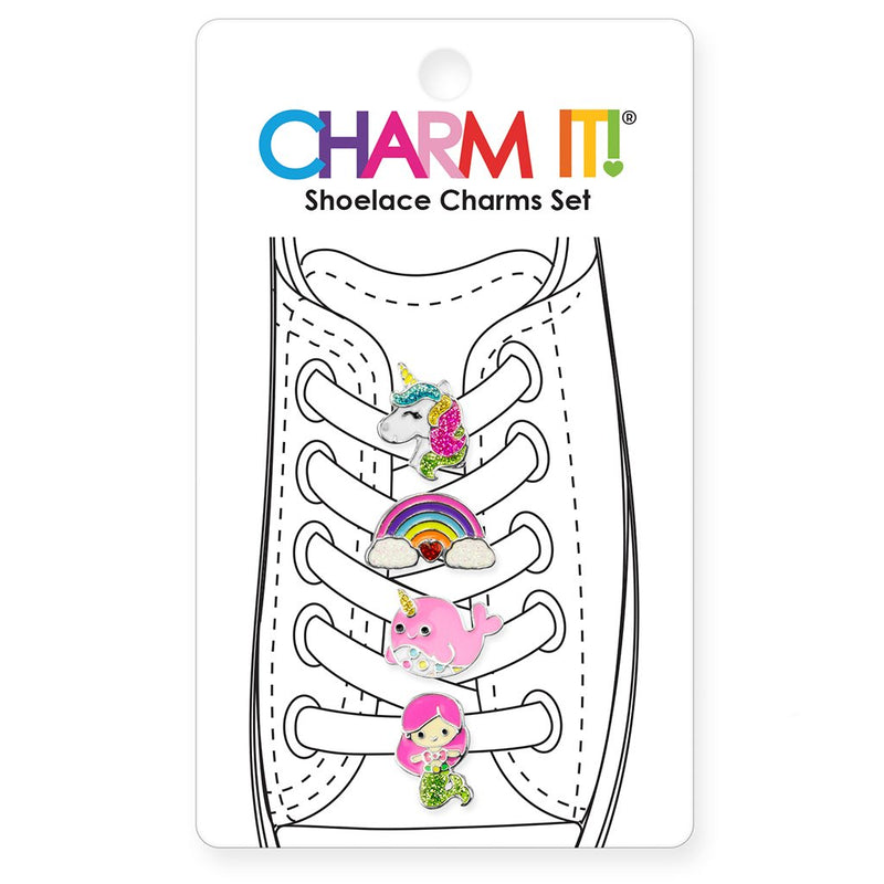 Magical Shoelace Charm Party Set