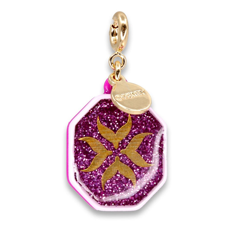 CHARM IT! Disney Charms - Frozen 2 Gold Glitter Anna Charm