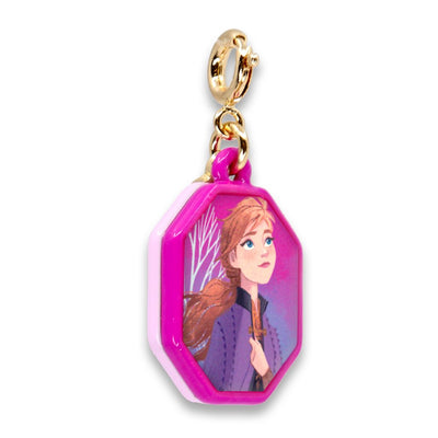 Gold Glitter Anna Charm - shopcharm-it