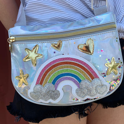 Buy Rainbow Crossbody Bag