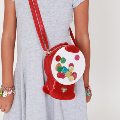Gumball Machine Charm Bag