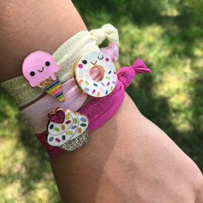 Sweets Hair Elastic Set - shopcharm-it