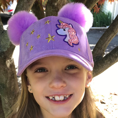 Girls Unicorn Hat