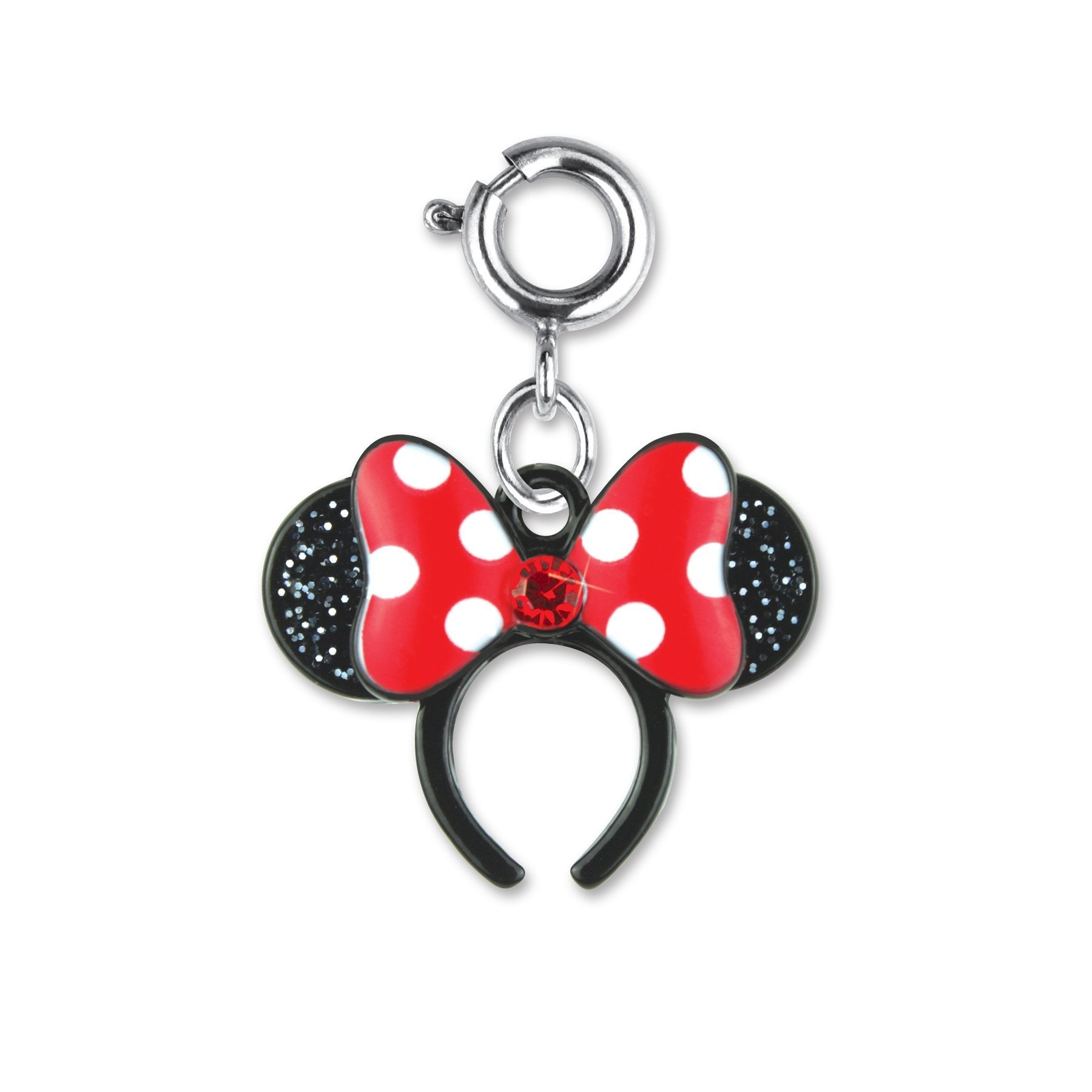 CHARM IT! Disney Charms - Minnie Ears Headband Charm - shopcharm-it