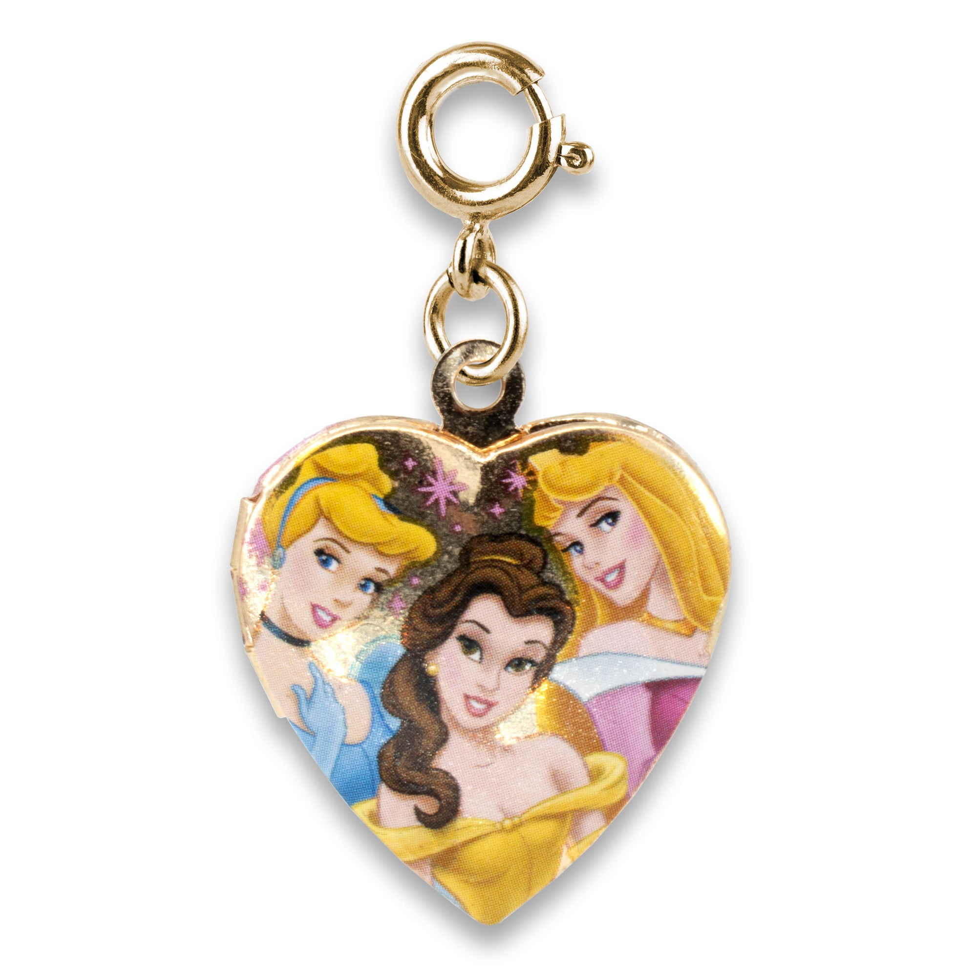 CHARM IT! Disney Gold Princess Locket Charm