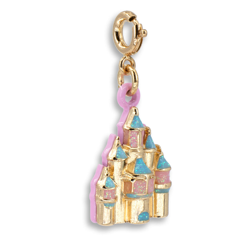 CHARM IT! Disney Gold Castle Charm