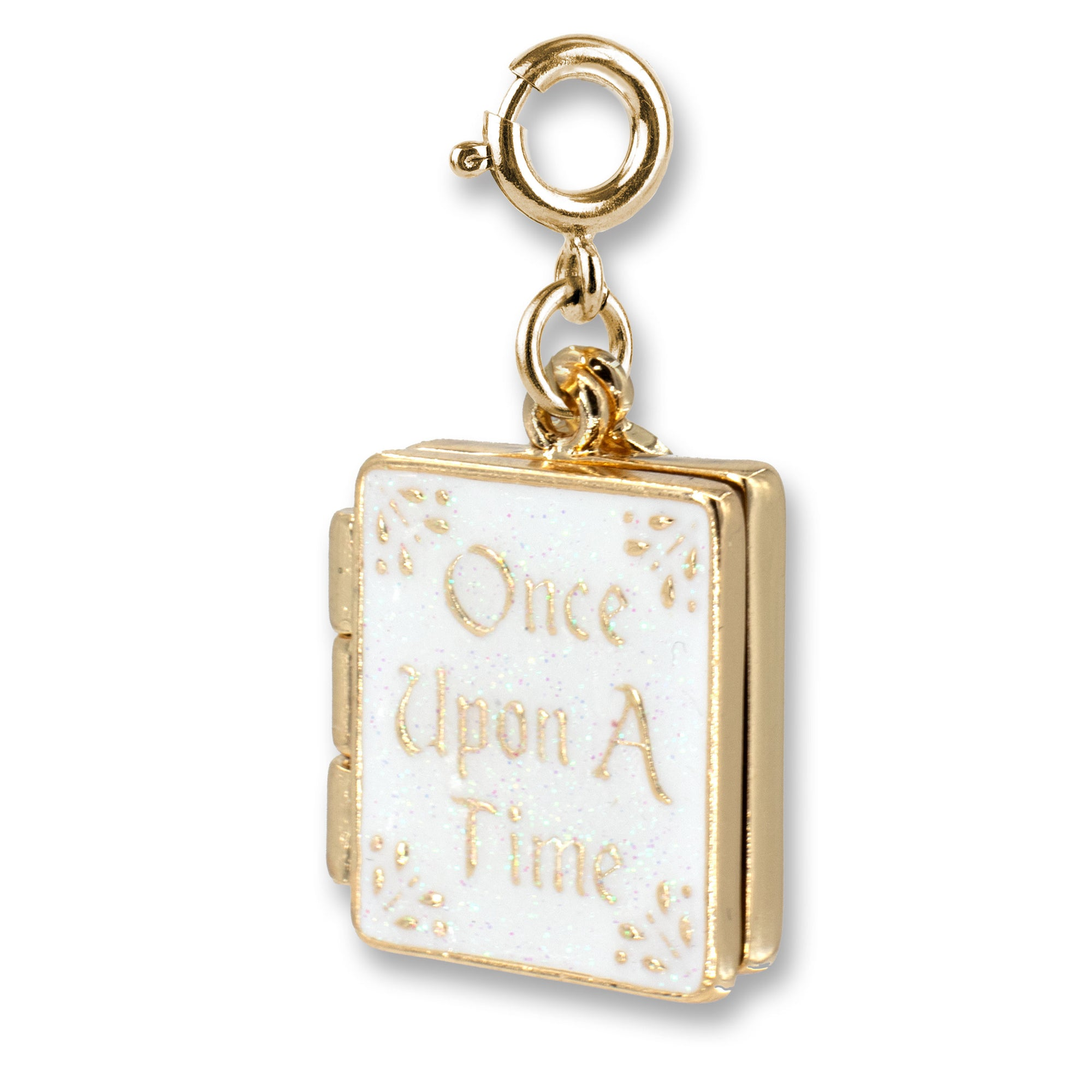 CHARM IT! Disney Gold Princess Book Charm