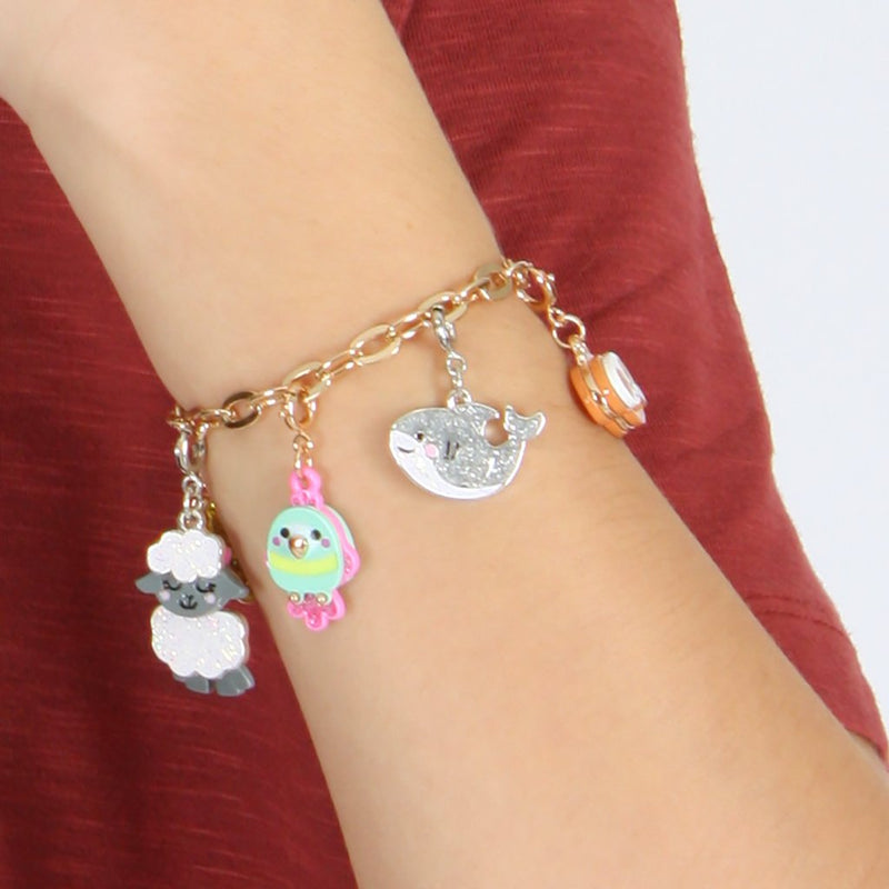 Shop Swivel Glitter Sheep Charm