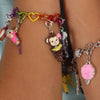 Swivel Monkey Charm