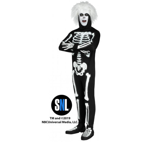 Saturday Night Live Beat Boy Skeleton Costume