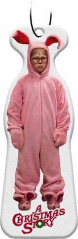 A Christmas Story Bunny Suit Air Freshener